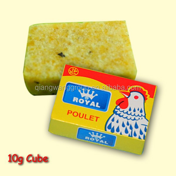 10g Royal chicken flavour bouillon cube