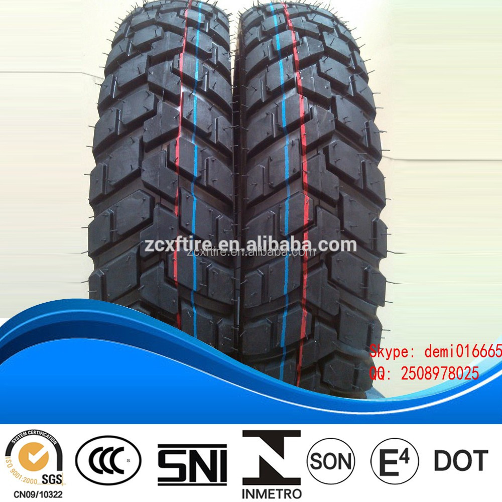 2015 new fashion pattern high quality low price tricycle scooter tubeless TT&TL china 250-17 275-17 3.00-18 mrf motorcycle tyre
