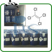 CHINA supplier tetrachloroethylene(PCE) 99.9% solvent 127-18-4