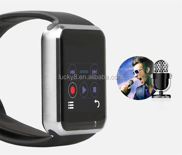 "cheapest FCC <strong>A1</strong> V8 Q8 1.54"" Capacitive Touch Screen Stainless steel wire drawing TFT LCD Smart Wrist Wrap Watch Phone"