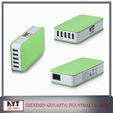 50w 5v 10a multi charger for android tablet,CE,ROHS,FCC,KC