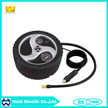 New style Tire Inflator 12V DC portable mini air compressor hot sale