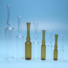 Clear Pharmaceutical Glass Gmpoule Vial