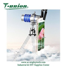 10*18 Dual Zoom HD Cell Phone Telephoto Lens Camping Travelling Cell Phone Lens