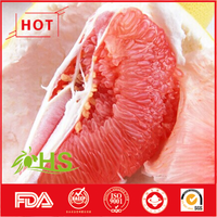 Chinese red fresh honey pomelo for sale