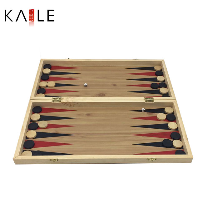 Wooden Chess Set 3 in 1 Chess Board Backgammon Manufacturer