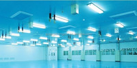 customized high quality class 100 clean room for pharmaceutical or laboratory