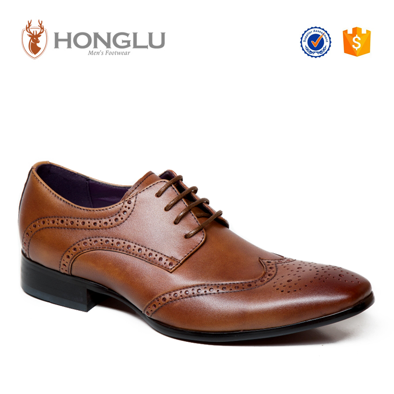 Fashion High Quality Genuine Leather Men Dress Shoes, Designer Shoes Men Leather