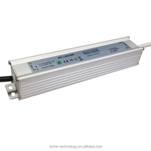 30W 24v ac dc regulated LED Power Supply 3 years warranty