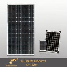 Customized designed 12v 5w solar panel for RV , home use