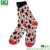 Custom Trampoline Socks For Women Soft Stretch Cotton Socks Women