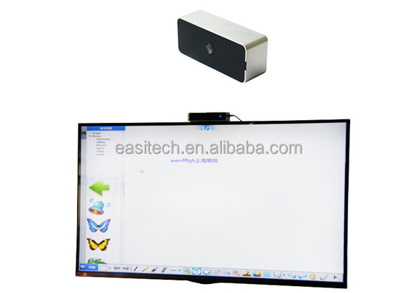 "100"" GLoview USB Multi Touch Smart Board for School Manufacturer Interactive Smart Board"