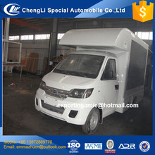 chinese factory hot selling new 4x2 karry mini mobile food trucks with good quality