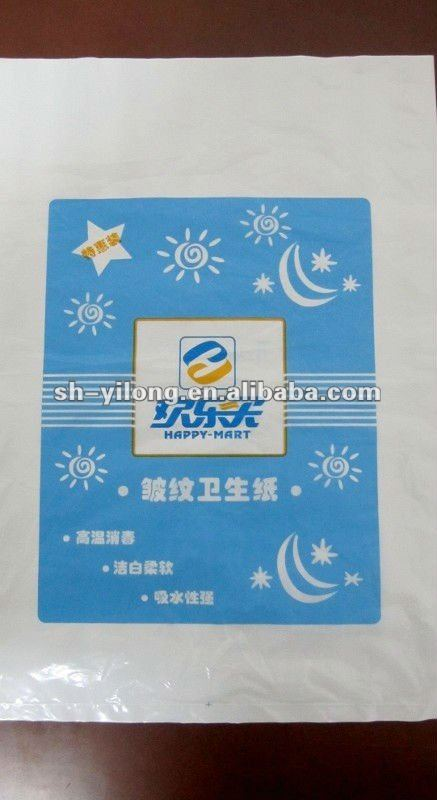 high quality photo printed ldpe bags