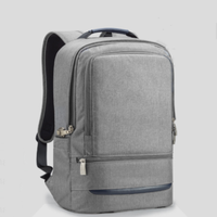 Fast delivery laptop backpack bag computer bag for men