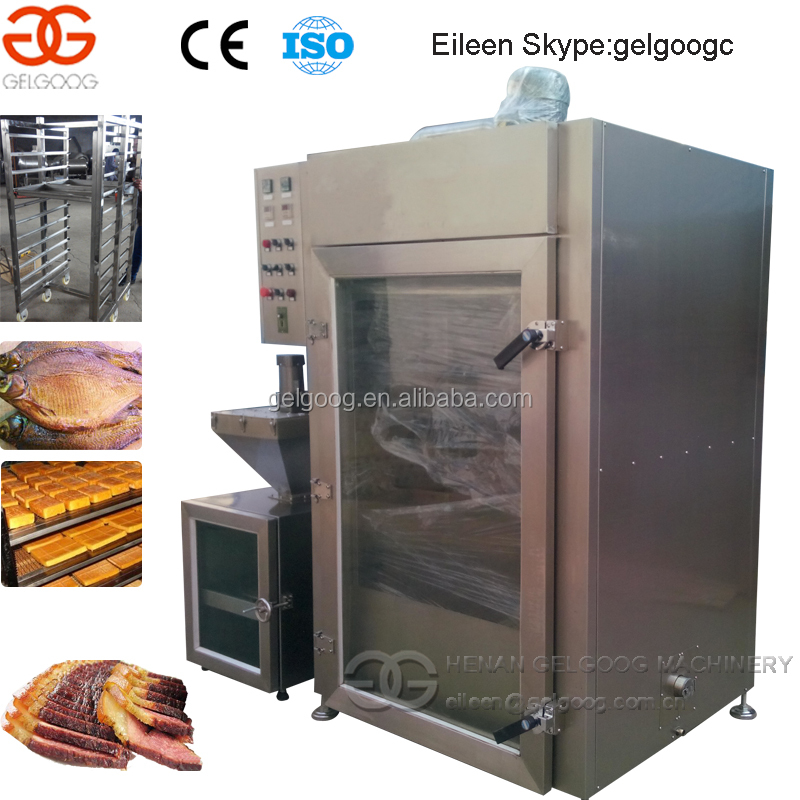 Commercial Use Different Capacity Sausage Smokehouse