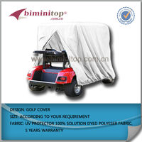 new design 4 person golf cart cover professional