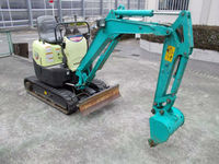 Used Yanmar Vio 10 - 2A Mini Backhoe <SOLD OUT>