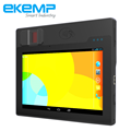 China Rugged Industrial Android Tablet Fingerprint Capture Device