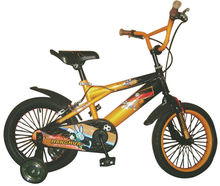 HH-K1637 12,16 inch kid mountain bike racing bicycle from Hangzhou China manufacturer