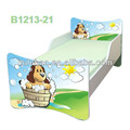 1213-21 children wooden bed/kids bed/teens bed/animal photos/in bedroom furniture set