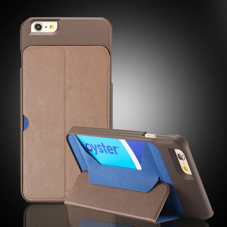 High-grade pu Leather Wallet stand Cover Mobile Phones Cases For iphone6/6s