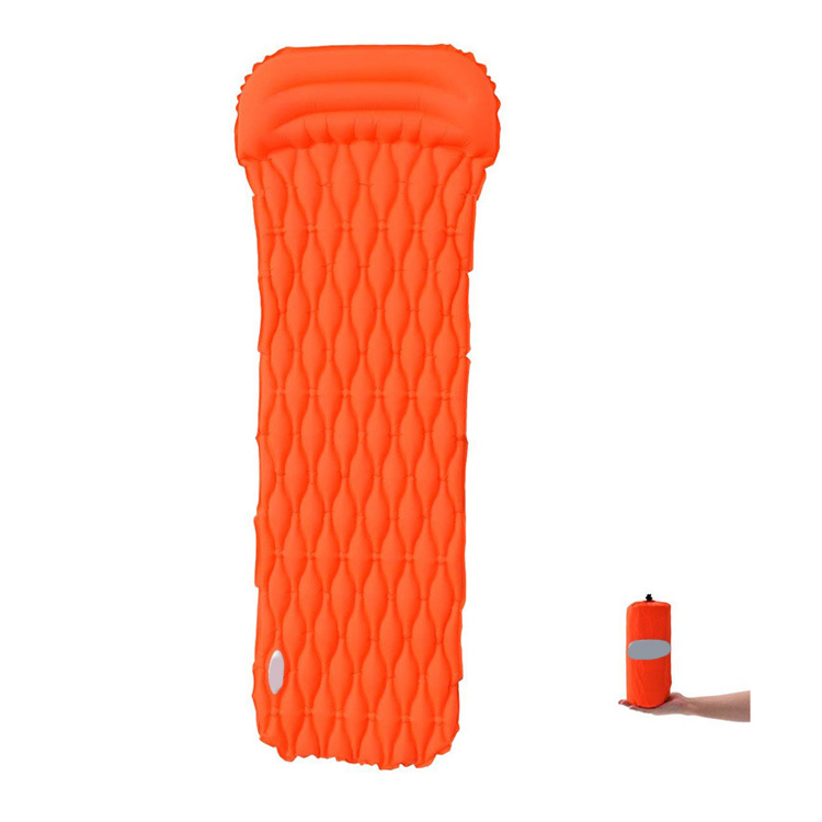 Sport Msee Quality Camping inflatable yoga mat inflatable gym gymnastics jumping mat