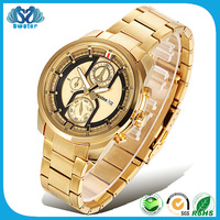Online Shopping Alibaba 24K Gold Watches Quartz Watch