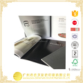 Glossy paper CMYK coloring offset printing softcover /business books printing
