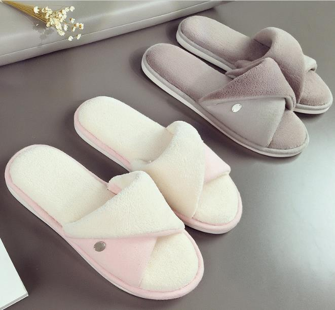 zm52025a import slippers china factory women fancy bedroom slippers wholesale