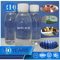 Natural Organic Food Grade Lactic Acid