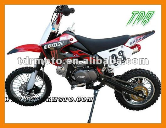 2013 New 125cc BBR Dirt Bike Pitbike Motocross Minibike Off-road Motorcycle
