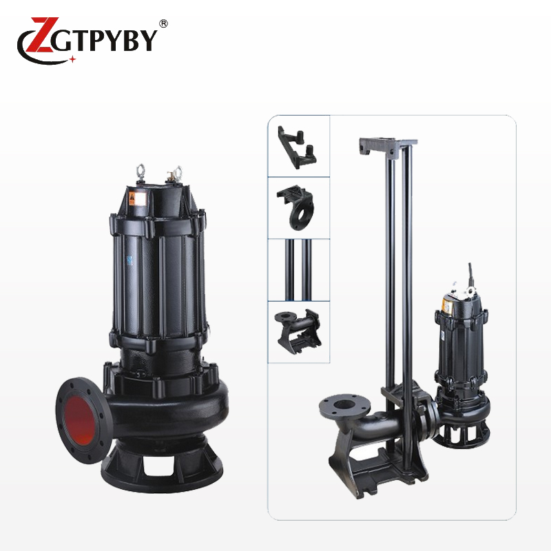 Full service high quality Dirt pump Submersible dirty water pump