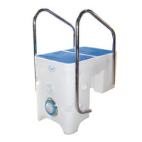 Integrated Pipeless Pool Water Filter