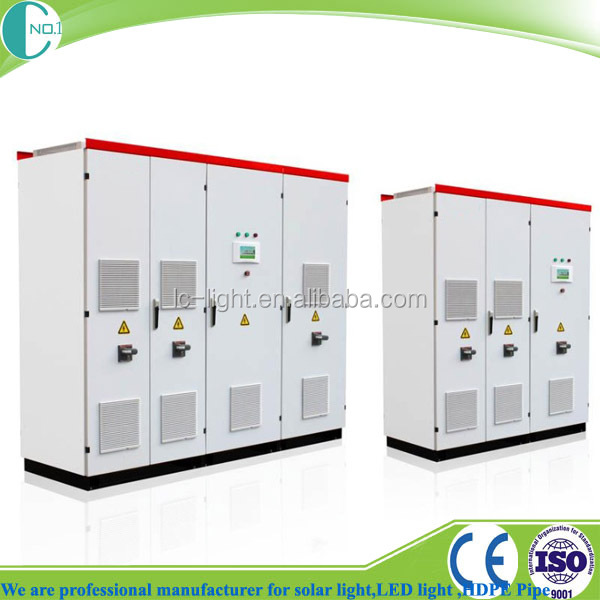 Industrial Application solar power inverter with charger