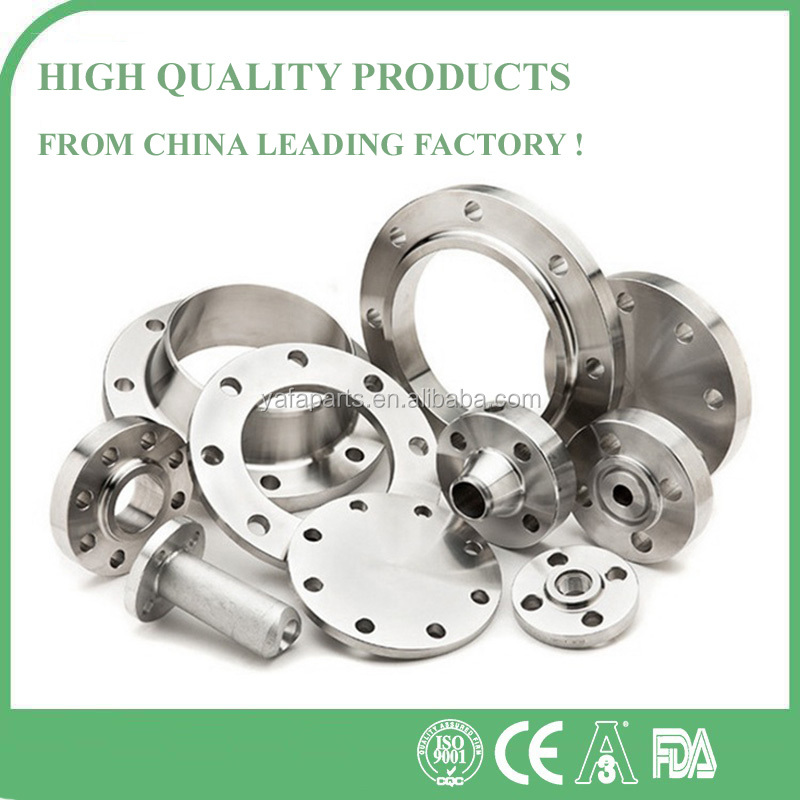 stainless steel 304 pipe fitting flanges