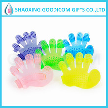 2017 trending products pet grooming brush pets product pet grooming glove