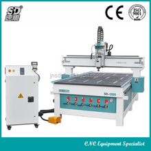 chinese cnc router jinan direcly manufacture DSP 1325 cnc advertising machine