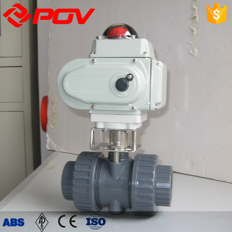 ball valve 3v 6v 12v 24v 110v 220v for water hea pvc
