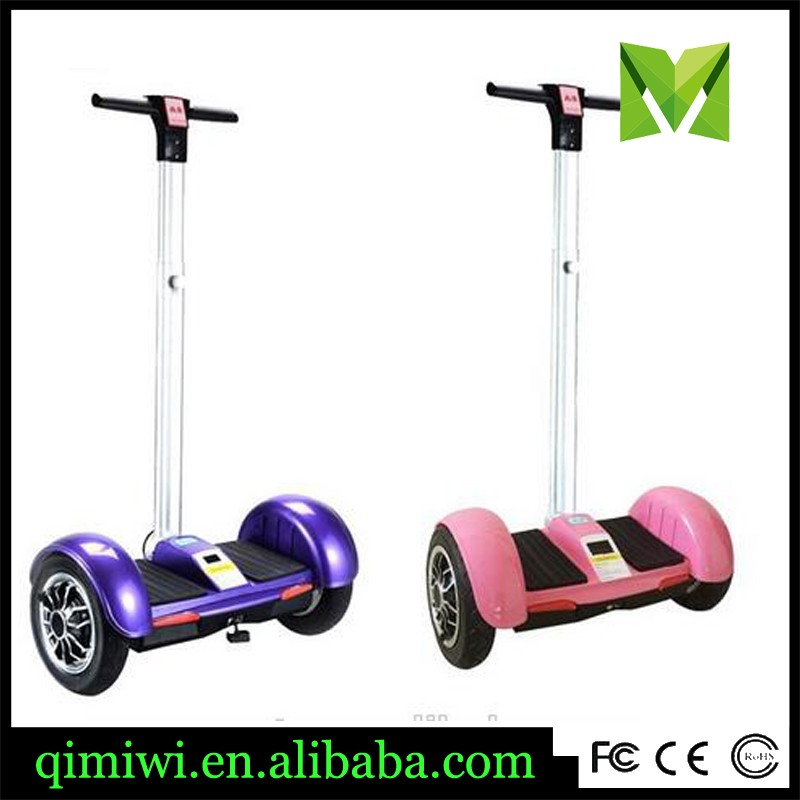 8 inch 2 Wheel Folding Smart self-Balance Electric Scooter/ Hoverboard Motorized Skateboard Standing Skate/ Hover Board Adult