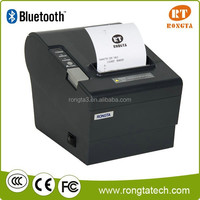 3 inches pos thermal printer bluetooth supported thermal receipt printer