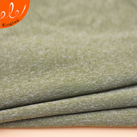 Micro Polyester Knit Jersey Fabric For Sports Basketball Jersey Fabric