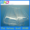 plastic transparent hard clear case for samsung galaxy ace 2 i8160