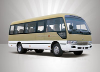 7m Coaster Type Luxury Version Mini Bus With 23 Seats