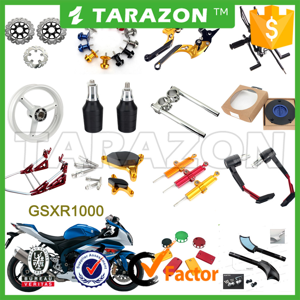 After Market Motorcycle Accessories Parts for Honda Suzuki Kawasaki sport bike