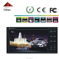 Votops 6.95inch Toyota Universal double din dvd with GPS navigation/TV/BT/USB/SD/MP3/MP4/FM/AM