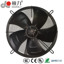 AC Axial Airflow Fan 420mm(16.5in) External Rotor Motor Powered Axial Fan YWF-A4S-420S-5 102 Series