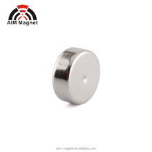 Super strong n52 15mm neodymium disc magnet