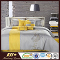 New Design 100% Cotton Six Pieces Printed Bedding Set For Sales
