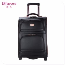 Hot selling decent new luggage trolley luggage travel bags suitcsase sets for wholesales